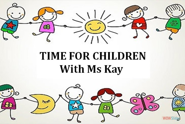 05242020 Time with Children