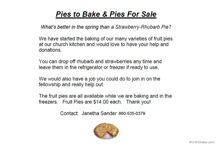 2018JUNE31 Pies for sale Janetha