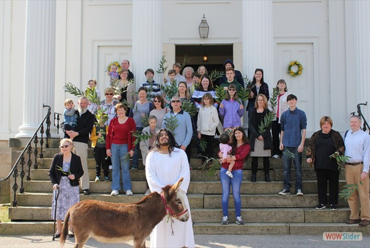 2019 Palm Sunday Processional 4