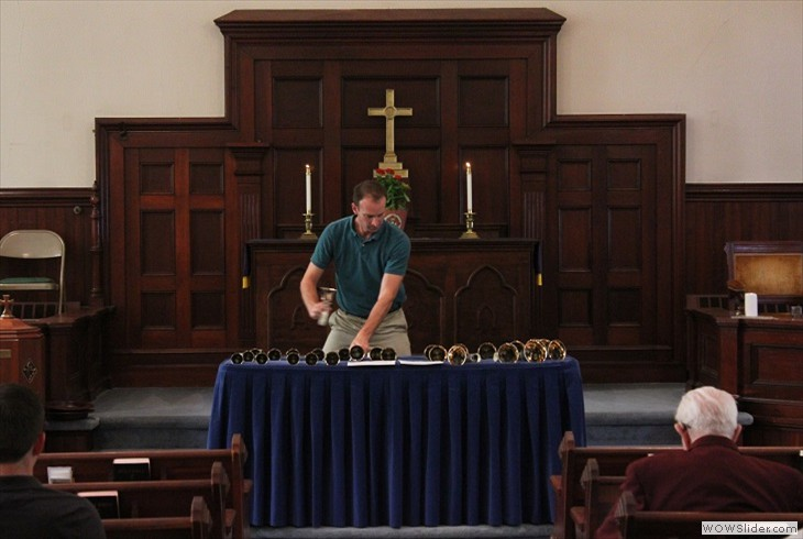 13JUL2014_Andy Wallace Handbell solos