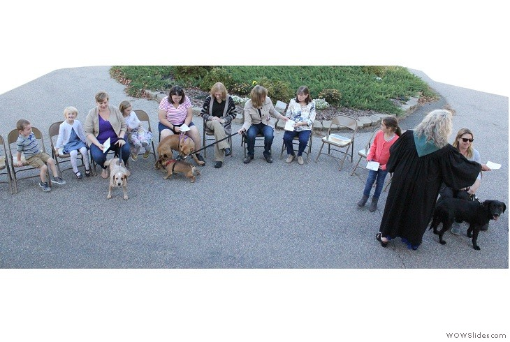 Blessing of the Animals 2017-1