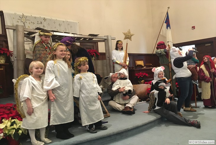 2017 Christmas Pageant