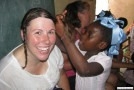 Getting Braided at HELO in Haiti